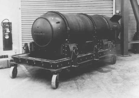 Термоядерная бомба Mk-15